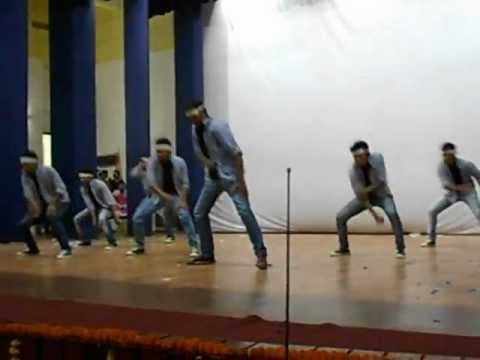 Ghost Rider Dance Crew 2012 video