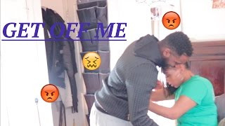 I WANT MY EX BACK PRANK ON GIRLFRIEND GOES WRONG 😠 ( EXTREME PRANK)