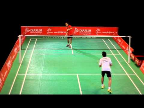 Tutorial Bermain Bulutangkis - Drop Shot video