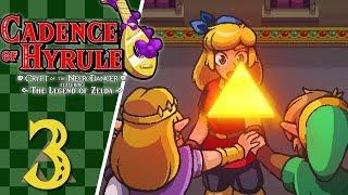 Cadence of Hyrule #3 FR (Fin) - Donjon 4 et Boss Final, déjà la fin !