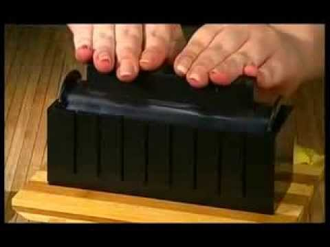 приготовления роллов суши: