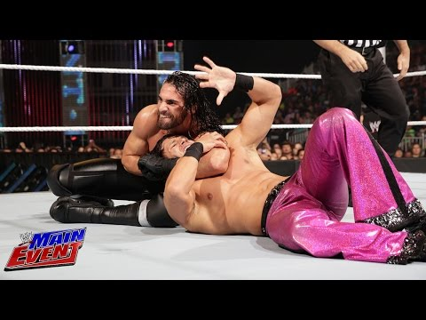 Fandango vs. Seth Rollins: WWE Main Event, July 22, 2014