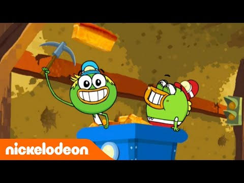 Хлебоутки | Назад к работе! | Nickelodeon Россия