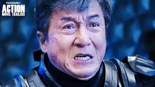 BLEEDING STEEL New Trailer | Jackie Chan Sci Fi Action Movie