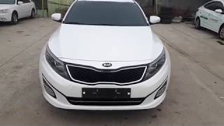 Korean Used Car - 2015 Kia The New K5 (18 RING+MONITOR+CAM) [Autowini.com]
