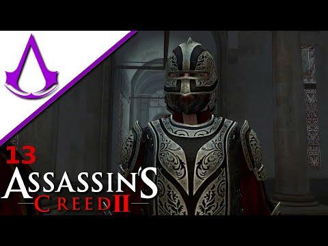 Assassin's Creed 2 - 13 - Hausfriedensbruch - Let's Play Deutsch