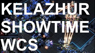 Kelazhur (T) v ShoWTimE (P) on 16-bit - StarCraft2 - Legacy of the Void 2018