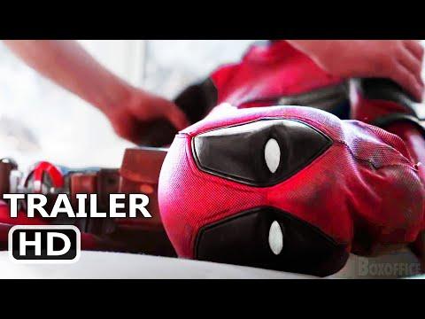 DEADPOOL Suit is Too Tight (2021) Ryan Reynolds, Free Guy