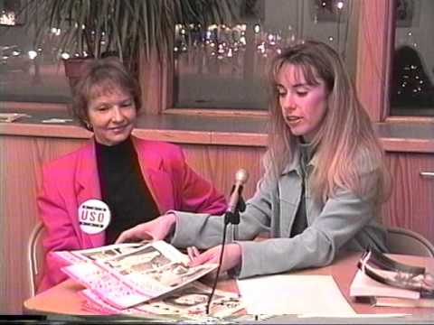 Middlesex Update #16   - Diana Dell Vietnam USO Radio  -  30 min