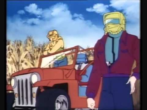 M.A.S.K. - Stand daar buiten (Dutch version)