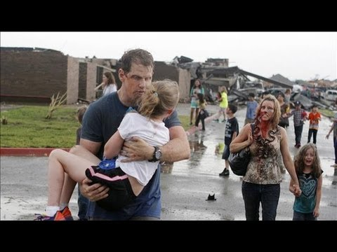 Oklahoma Tornadoes - Red Cross: Search For Tornado Survivors Continues