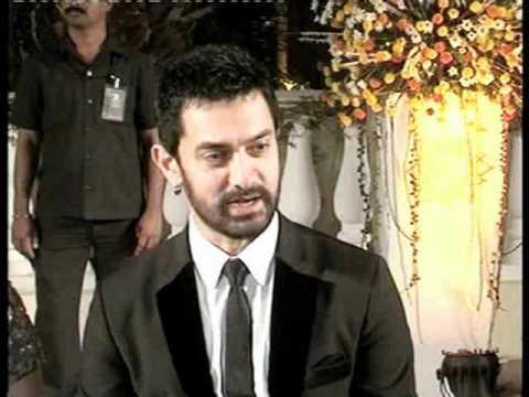 Imran Khan's Wedding Reception Unplugged - Bollywoodhungama.com