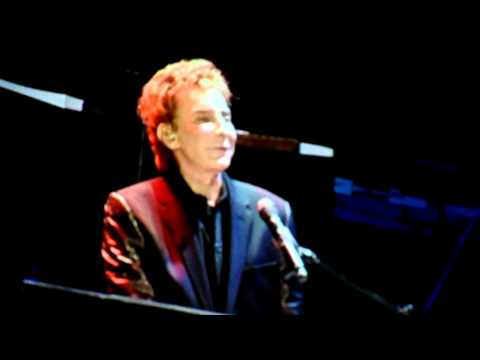 Barry Manilow   If I should love again at the 02 Arena 15512