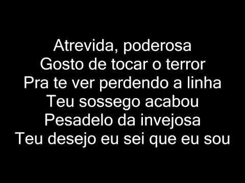 Anitta E Kevinho - Terremoto letra