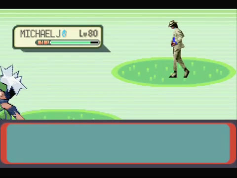 Michael Jakson era un pokemon