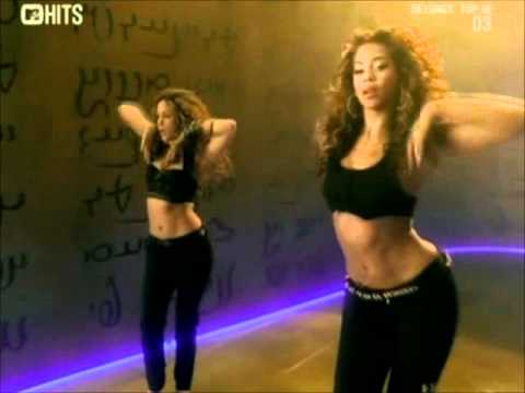 Beyoncé & Shakira - Beautiful Liar (Freemasons Tribal-to-R&B RE-Edit) Music Videos