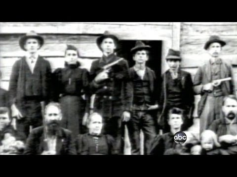 Hatfield-McCoy Feud on History Channel