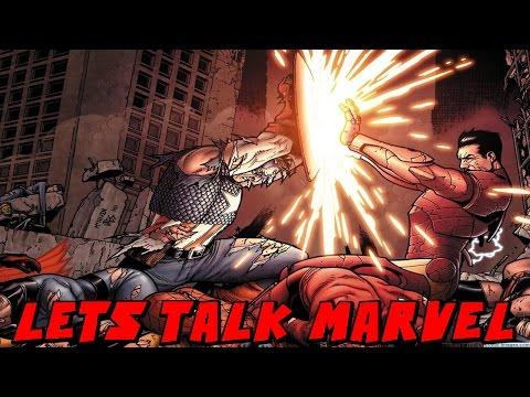 Civil War Movie? My Theories! Let's Talk Marvel EP 4