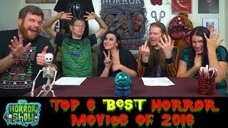 Top 6 BEST Horror Movies of 2016 - The Horror Show