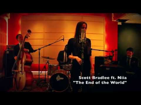 The End Of The World - space Jazz Skeeter Davis Cover Ft. Niia video