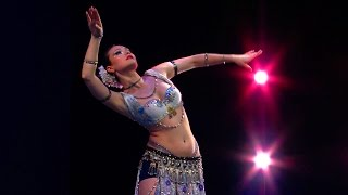 "Irina Akulenko: ""Under the Weeping Tree"" Bellydance - Indian Fusion"