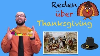 What is Thanksgiving? - German Learning Tips #58 - Deutsch lernen