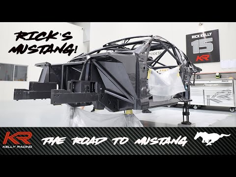 The Road to Mustang part four - Inside Kelly Racing