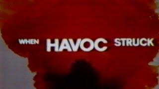 When Havoc Struck - Earthquake - 1978 TV Series Glenn Ford