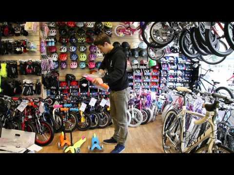 South London Bicycle Shop - Deens Garage