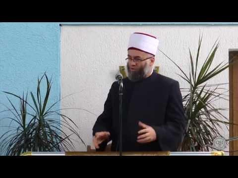 Mëshira e Allahut - Ekrem Avdiu - HUTBE