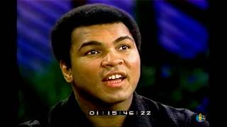 Muhammad Ali on Phil Donahue (1977) | Super Rare