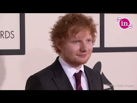Ed Sheeran hat Angst vor Taylor Swift
