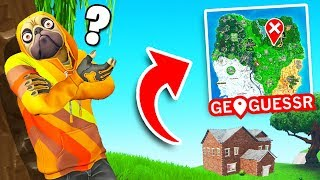 GEOGUESSR But In FORTNITE!?