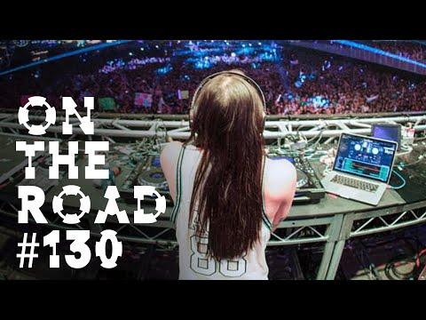 Electric Daisy Carnival (EDC) Las Vegas 2014 - On the Road w/ Steve Aoki #130