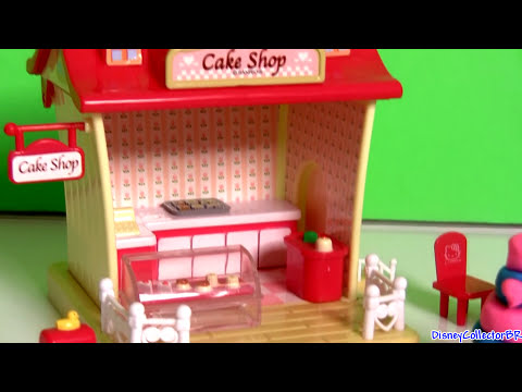 Play Doh Hello Kitty Cake Shop Playset  キャラクター練り切り ハローキティ Pasticceria Patisserie with Ice-Cream Cart