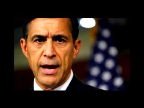 Congressman Issa's Shady Past