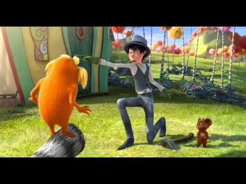 Dr. Seuss' The Lorax - Official® Trailer [HD]