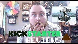 Tom reviews... the snapmaker 3 in 1 3d printer - Kickstarter crap