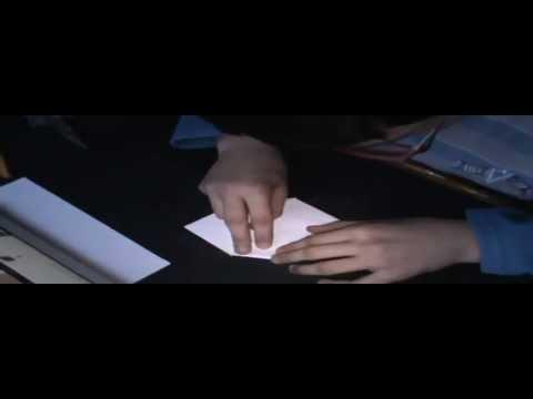 come fare una scatola porta confetti origami