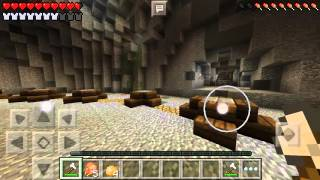 Minecraft pe hunger games #6 /ZAFER !!!