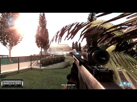 Battlefield 3 Gameplay #3 (PC HD)