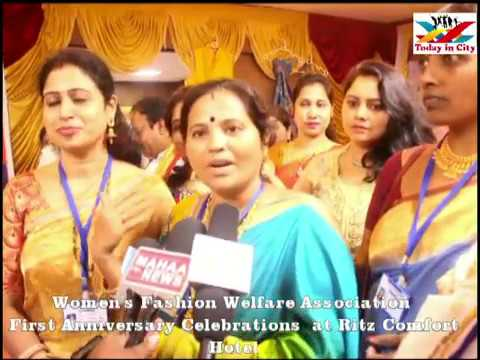 Womens Fashion Designers Welfare Association First Anniversary Celebrations Cum Exhibition