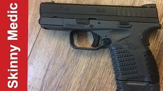 Springfield XDS 9mm Gun Review