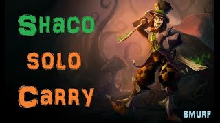 Shaco Solo Carry - Electrocute Shaco Jungle [League of Legends] Infernal Shaco