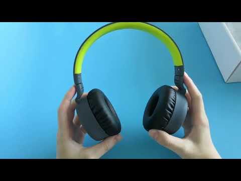 Fashion design bluetooth headphone