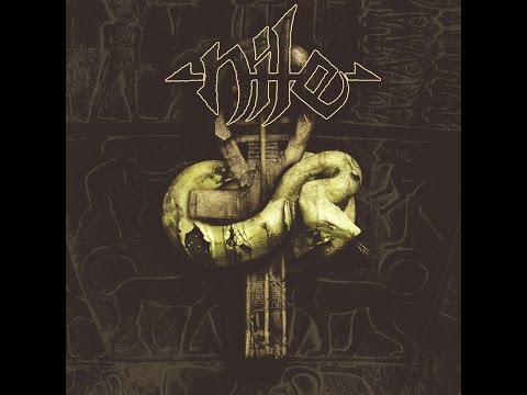 Nile - In Their Darkened Shrines I Hall Of Saurian Entombment
