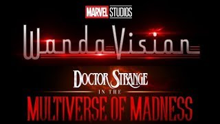 BIG Doctor Strange: In The Multiverse Of Madness & Wanda-Vision San Diego Comic-Con 2019 News
