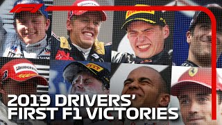2019 Drivers' First F1 Wins | 2019 Belgian Grand Prix