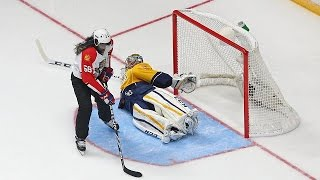 """2016 NHL All-Star Skills Competition: """"Anything Goes"""" Breakaway Challenge"""