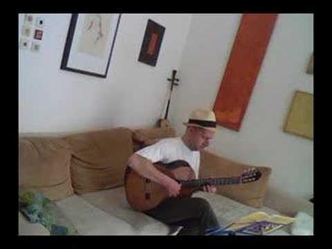 Four Pieces by Frantz Casseus - Classical Guitar